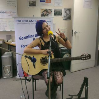 Under The Radar Live Sessions on Brooklands Radio with Lisa Marini 19 May 2013