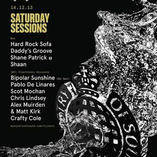 Daddys Groove - Live @ Ministry of Sound (London) - 14.12.2013