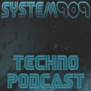 System 909 Techno Podcast - Episode 1  Feat Dave The Drummer