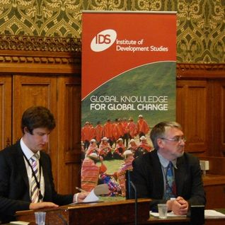 Dangerous Ideas Seminar 13th July 2011: Tackling Global Poverty - Is our approach fit for purpose?