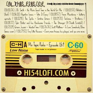 MIX TAPE RADIO   EPISODE 064