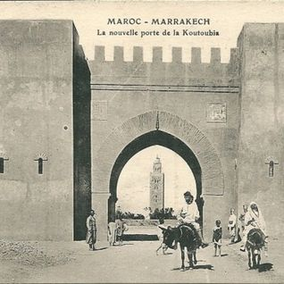 Signals from the North – Marrakesh & Maroc