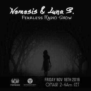 STROM:KRAFT Fearless Radio Show #030 By Nemesis