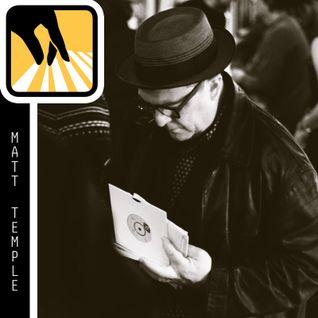 Diggers Directory: Matt Temple (Matsuli Music)