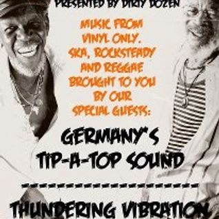 Thundering Vibration Crew (Main Set) @ Dance All Night - Vienna 2013