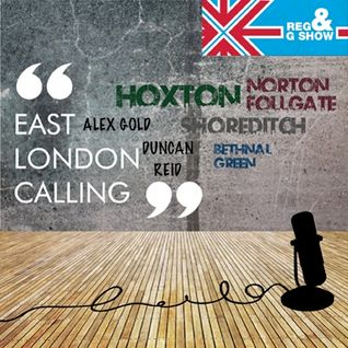 East London Calling presents Alex Gold and Duncan Reid