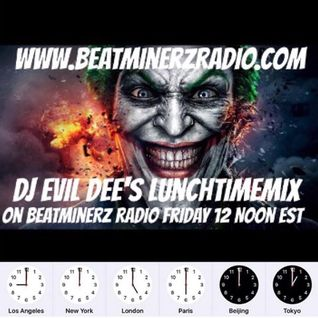 THE LUNCHTIME MIX 07/29/16 !!! (90'S HIP HOP & UP TO DATE HIP HOP)