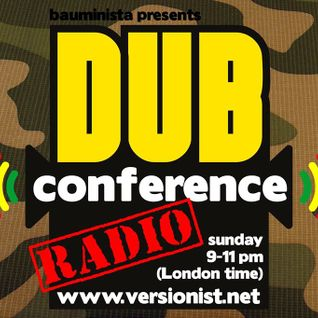 Dub Conference - Radio #12 in extended session with Ras Lion (2014/12/28)
