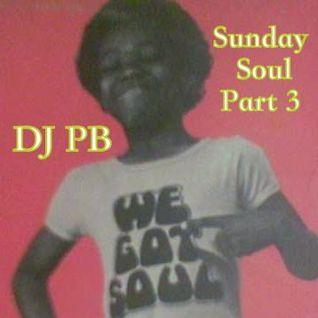 Sunday Soul Part 3
