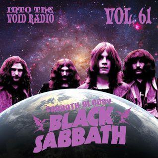 Into The Void Volume 61 - Sabbath Bloody Sabbath