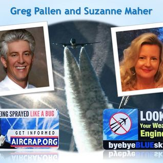 Suzanne Maher & Greg Pallen - The 2016 Chemtrail Calendar