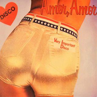 Disco...  Amor, Amor