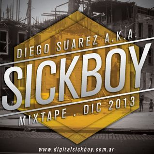 Digital SickBoy Mixtape [Dic 2013]