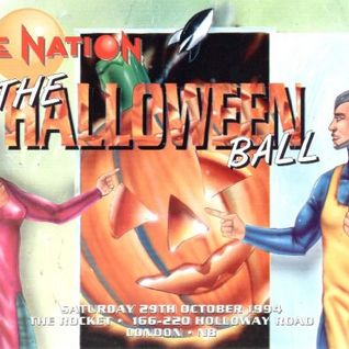 ellis dee - One Nation - The Halloween Ball - 1994 part 1