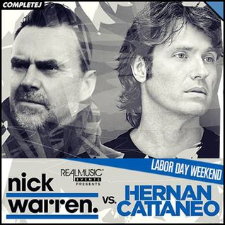 CompleteJ @ Kingdom (Guy J vs. Nick Warren vs. Hernan Cattaneo)