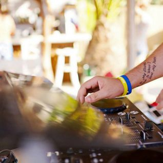 Marios Papasarantos - Chill Mix Live From Kaiki Beach Club @ Spetses (August 2013)