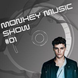 Monkey Music Show #01 | Special Martin Garrix