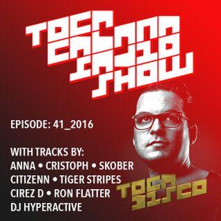 TOCACABANA RADIO SHOW 41_2016