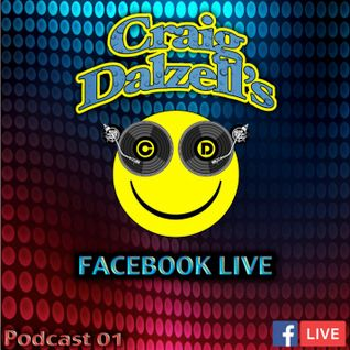 Craig Dalzell's Facebook Live Podcast 01