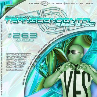 David Saints pres. Transcendental Radio Show #263 (16/11/2012)
