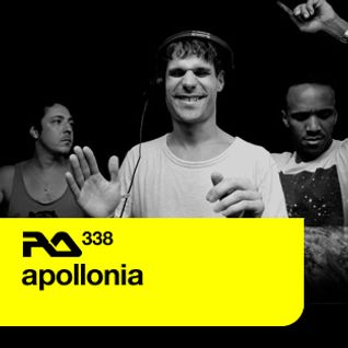 Apollonia (Dyed Soundorom,Dan Ghenacia,Shonky) @ Rec. Live at Ibiza,RA Podcast 338 (19.11.12)