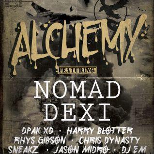 Dexi - Alchemy Promo June 2015