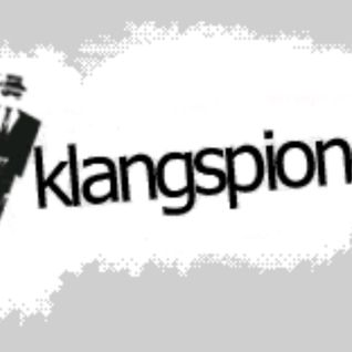 Klangspione 146 Summer 2013 DJ Johannes Schleyer