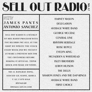 Sell Out Radio #17 by DJ Soulscape