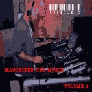 Maschinen Und Musik (Volume 2)