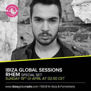 Rhem @ Ibizaglobalradio - Abril 15