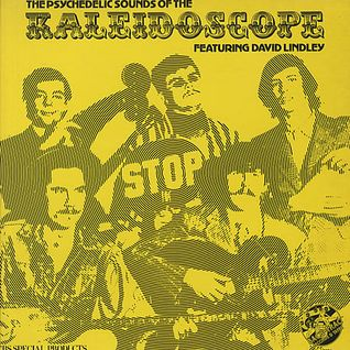 Band Feature: Kaleidoscope - featuring David Lindley
