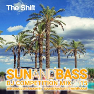 SunAndBass 2015 DJ Competition Mix