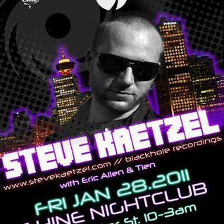 Tien Live @ STEVE KAETZEL - 01-28-2011