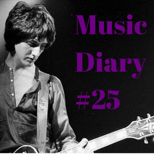 Music diary #25: Psychedelic, indie, lovely