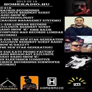 LUMINAR RECORDS @ EMIR HAZIR [HOMERADIO]