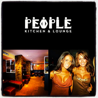 Live from People Lounge NYC 1-16-14