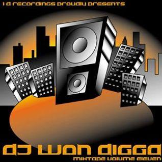 DJ Digga mixtape vol. 11 (2000)