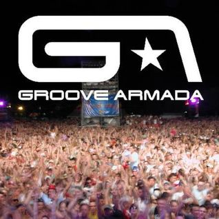 Groove Armada - Live At We Love Space Sundays 29-07-2012