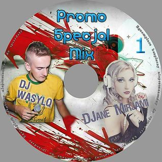 PROMO SPECIAL MIX 1 - DJ WASYLQ & DJane MIRJAMI