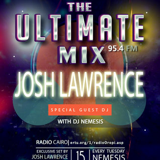 Nemesis - The Ultimate Mix Radio Show (034) 15/09/2015 (Guest Josh Lawrence )