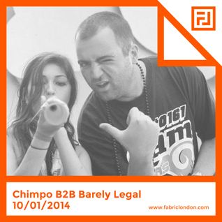 Chimpo B2B Barely Legal ft. Trigga & Fallacy - FABRICLIVE x Hit & Run Mix