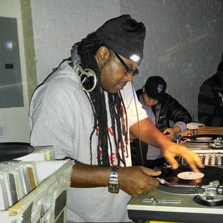 DJ EMSKEE LIVE 2ND SET FROM THE RECORDNITION PARTY @ KINFOLK 94 IN BROOKLYN, NYC - 10/16/15