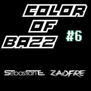 Sebastian E. - Colour of BaZz #6 Top Of The Year 2014 Mix