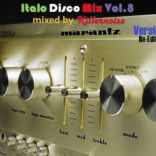 Italo Disco Mix Vol.8(Ver.2) mixed by Killernoizz