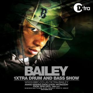 DJ BAILEY, BBC 1Xtra Guest MIX MUWOOKIE