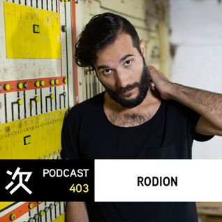 Tsugi Podcast 403 : Rodion