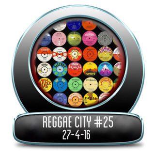 REGGAE CITY #25