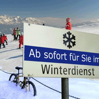 Elektronischer Winterdienst (Dez. 2014)