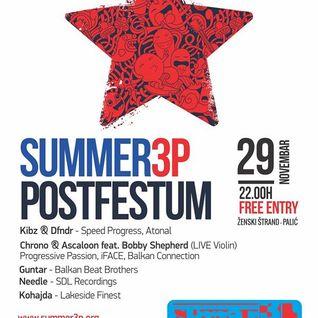 Live @ Summer3P Postfestum