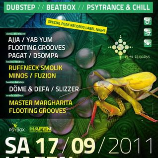 Master Margherita - Psybox V - Dj Set